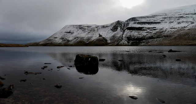 Llyn y Fan Fawr, Brecon Beacons (Explored)