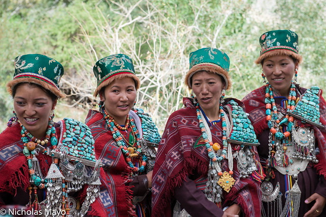 Women From Kibber Village