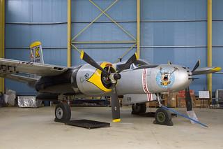 A-26B Invader | by Rob Schleiffert