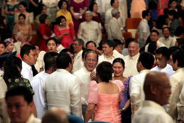 Third State of the Nation Address of President Benigno S. Aquino III