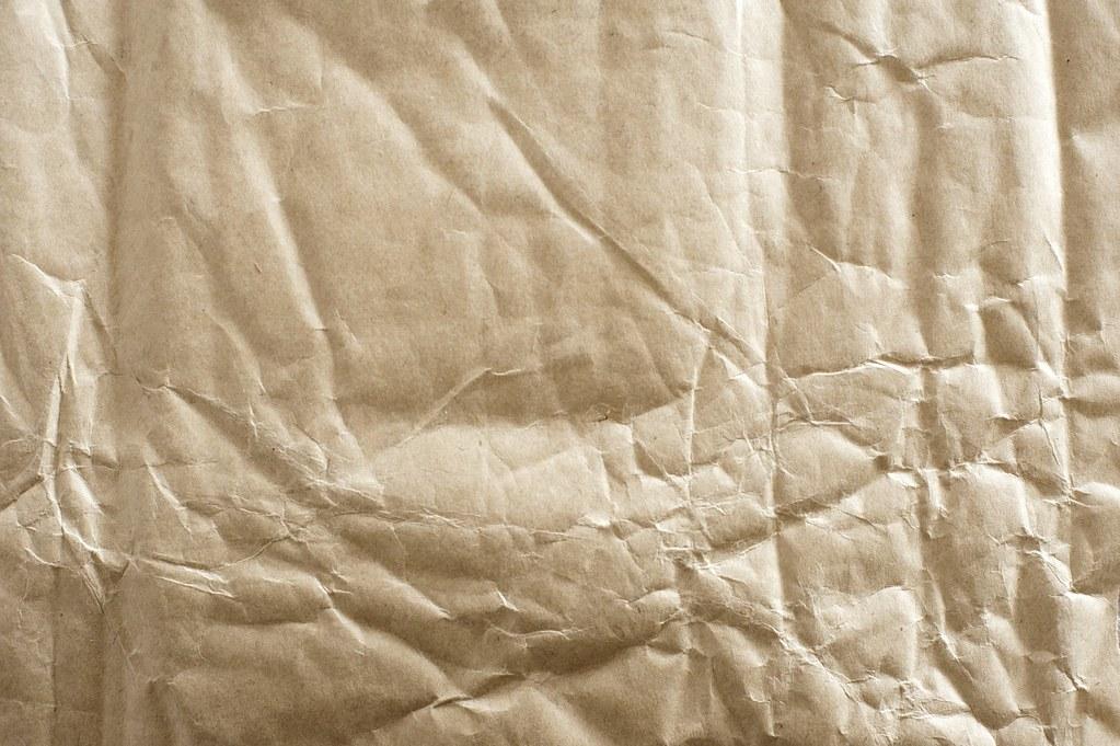 grunge kraft paper surface