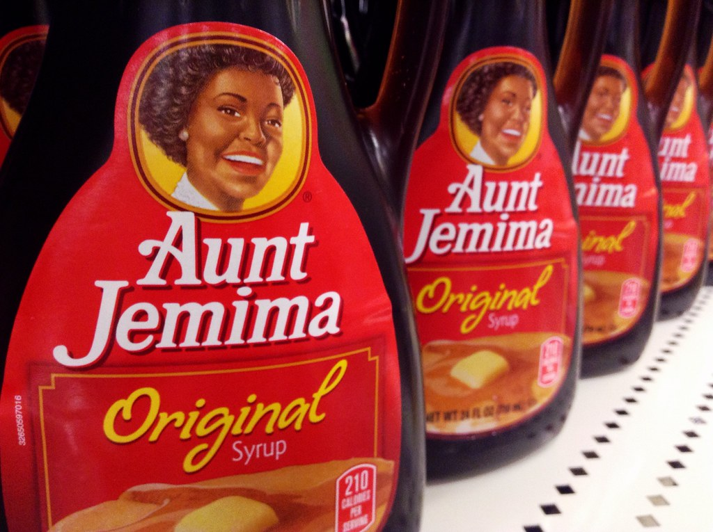 Aunt Jemima | Aunt Jemima, Syrup. 8/2014, by Mike Mozart of … | Flickr