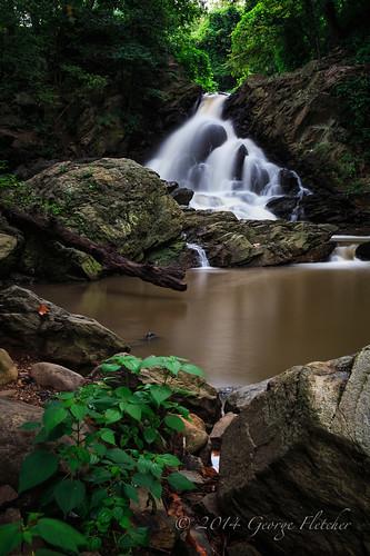 trees virginia waterfall rocks unitedstates harpersferry