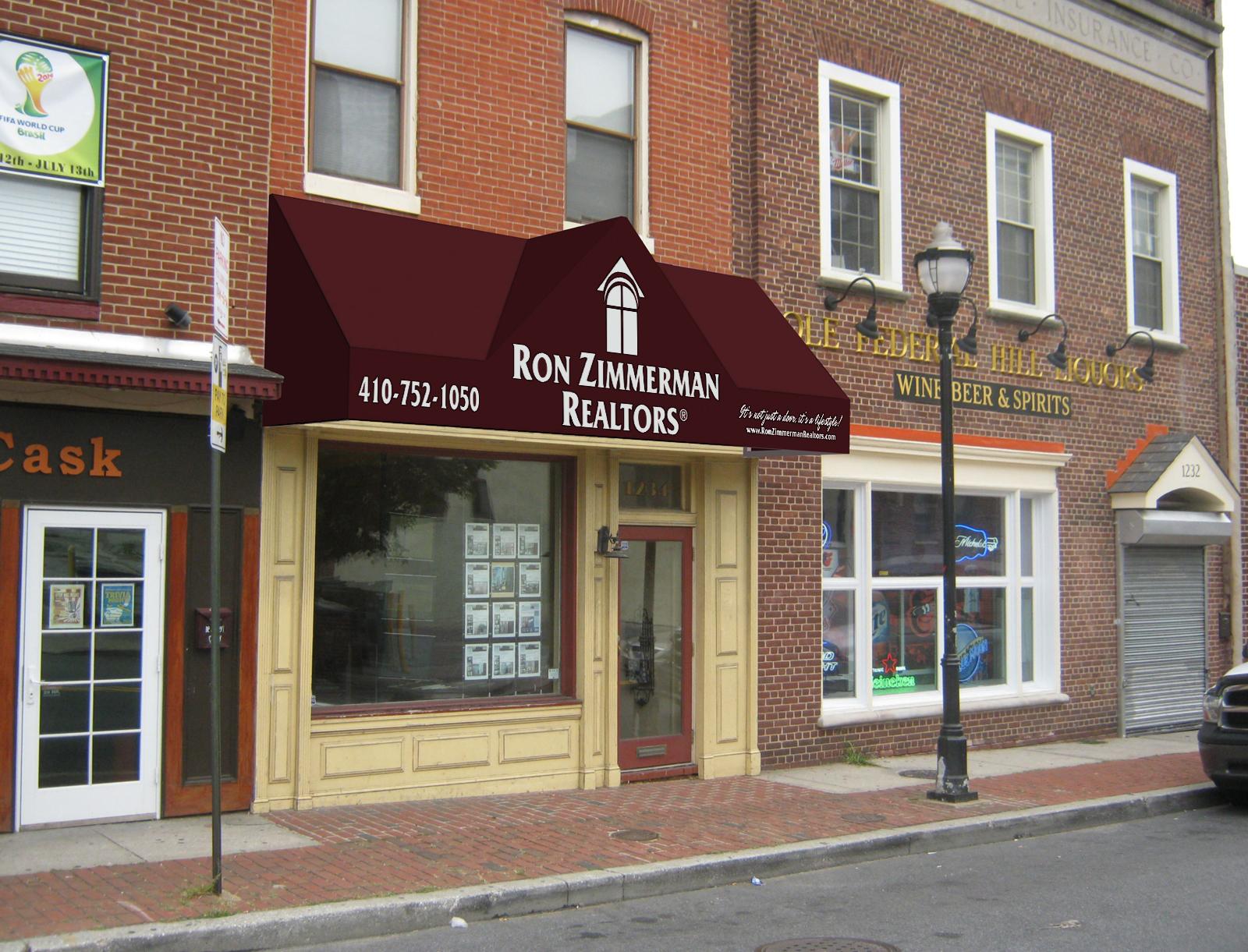 Ron Zimmerman Awning Rendering