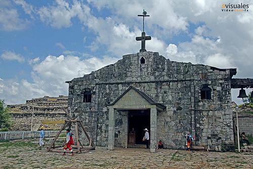 Iztaccíhuatl y Popocatépetl, Estado de México - Puebla