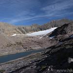 Tarn below Sperry Glacier