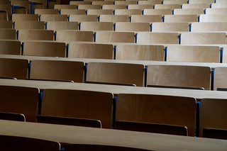 Lecture Hall, Chairs | by Dustpuppy72