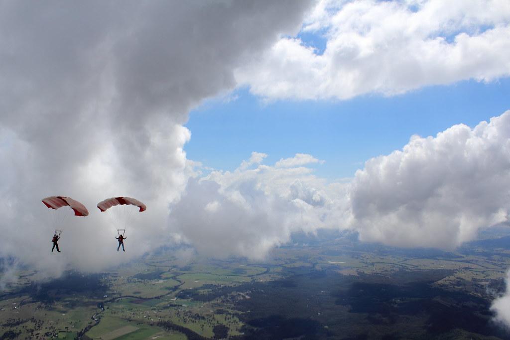CRW in the clouds
