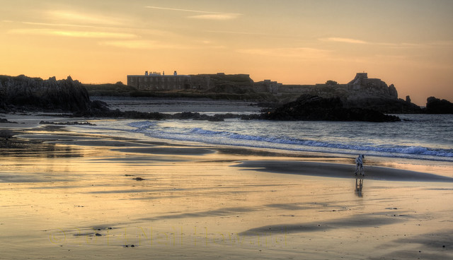 Corblets Beach, Alderney