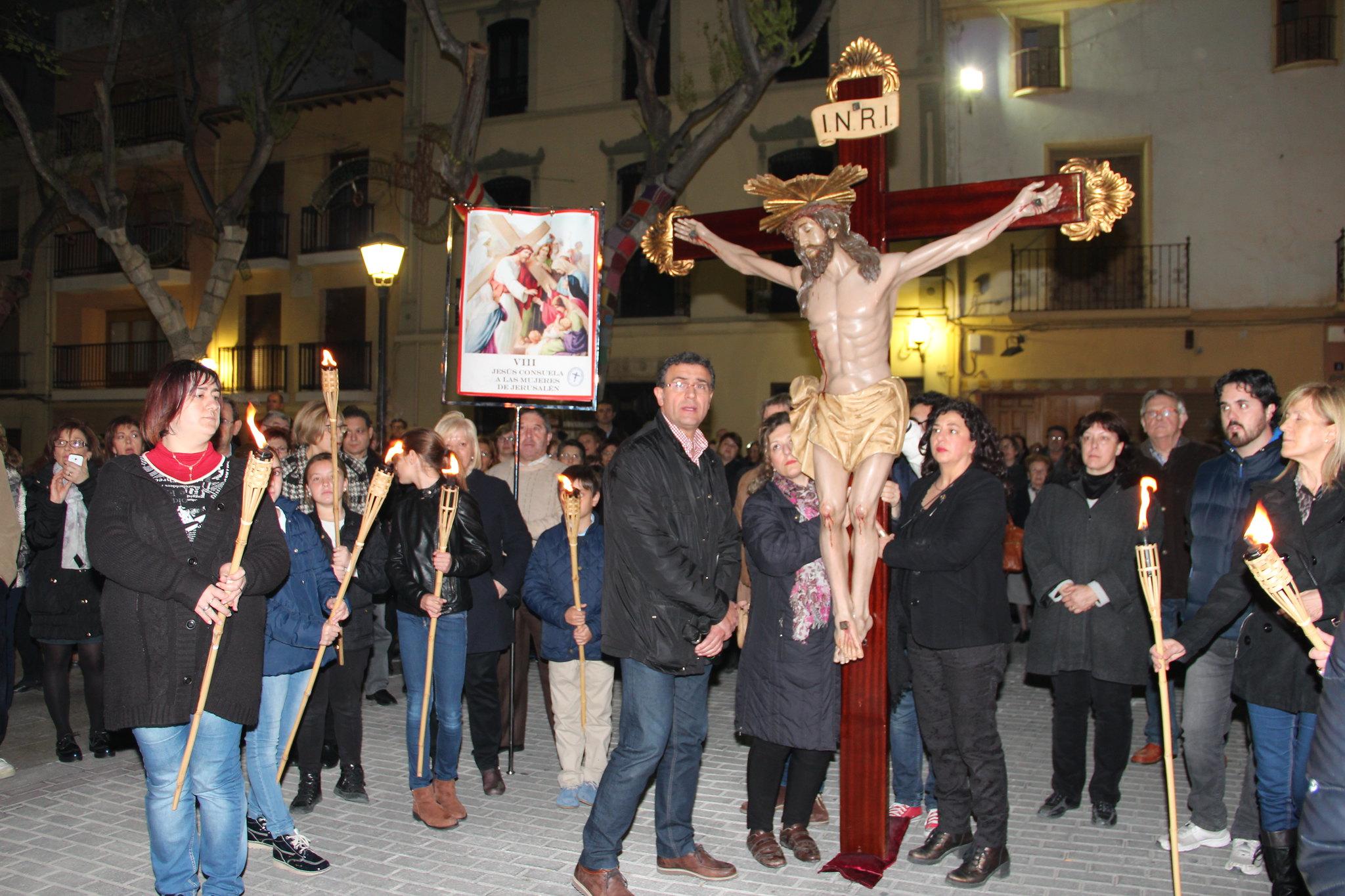 (2015-03-27) - VI Vía Crucis nocturno - Antonio José Verdú Navarro (60)