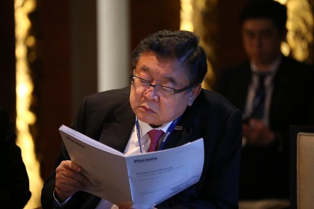 Henry Cho, Chairman, Hansol Chemical, Korea