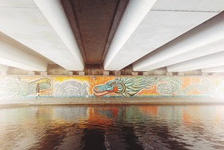 art @ the canal | by THEMACGIRL*