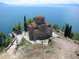 Church of Sveti Jovan at Kaneo | by fabulousfabs