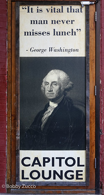 George Washington @ Capitol Lounge