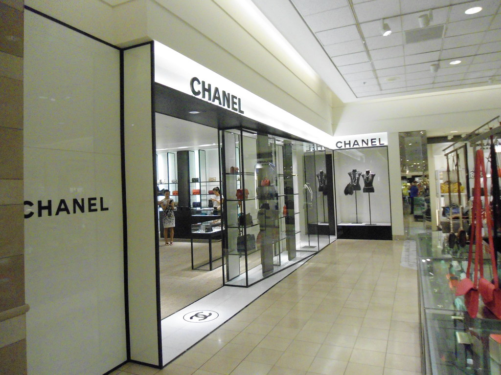 82f7ef5c522dc5 ... Chanel Handbags and Accessories Boutique at Nordstrom Flagship main  level downtown Seattle, WA | by