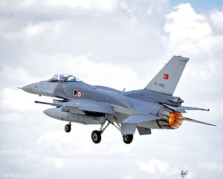 Turkish Air Force F-16 Fighting Falcon | by Defence Images