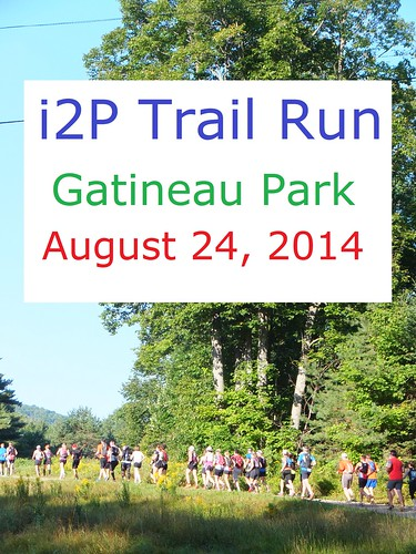 i2P Gatineau Park Trail Run, Aug. 24, 2014 (Participants) | by ianhun2009