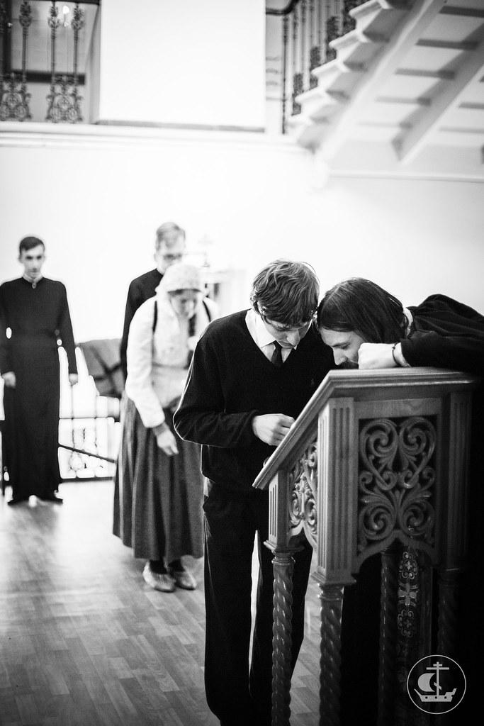 30 августа 2014, Всенощное бдение накануне Недели 12-й по Пятидесятнице / 30 August 2014, Vigil on the eve of the 12th Sunday after Pentecost