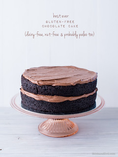 Best Ever Gluten-Free Chocolate Cake | by 84thand3rd