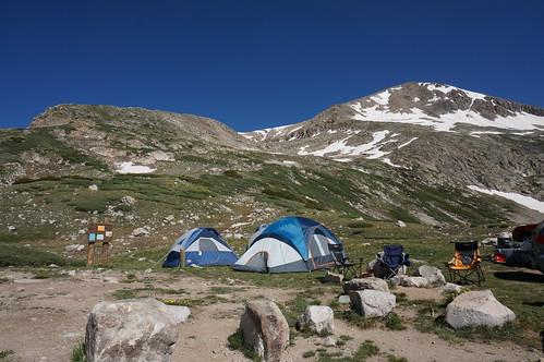 colorado kitelake kitelakecampground highestcampground gettinghigh2014