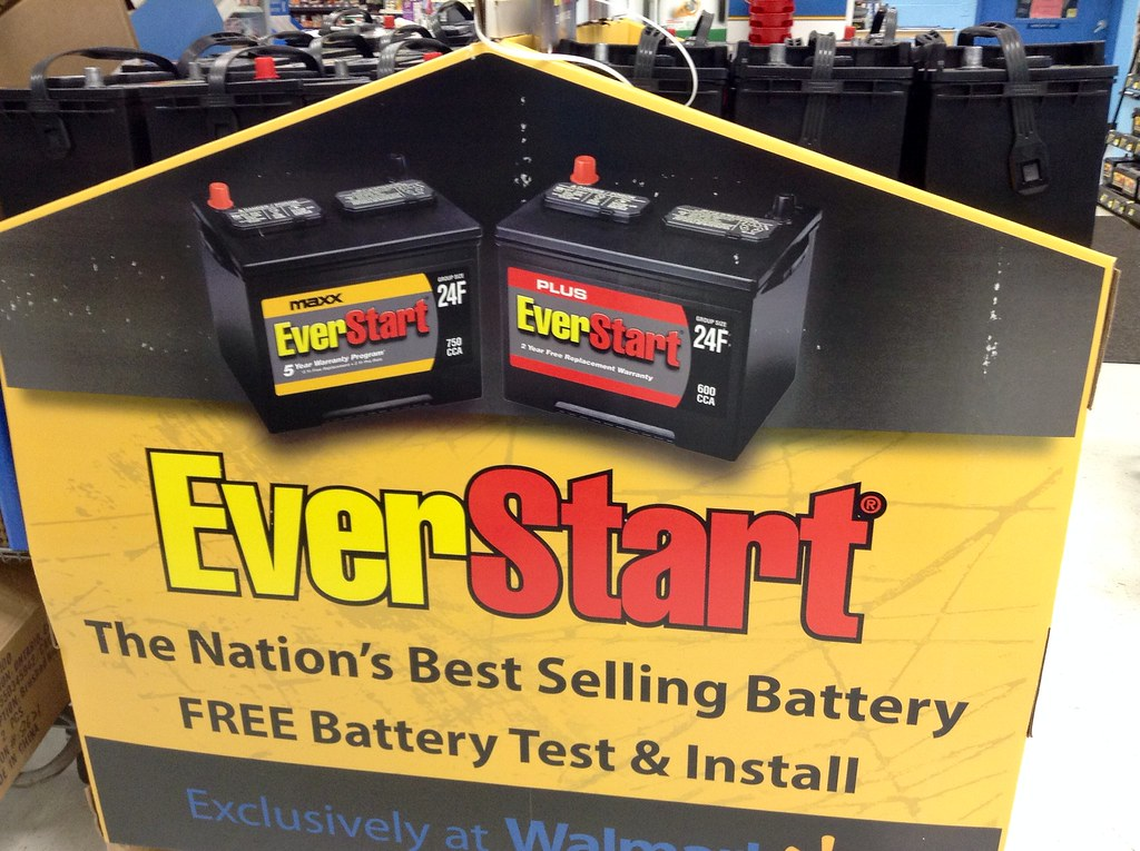 Walmart EverStart Car Batteries, Battery | Walmart EverStart
