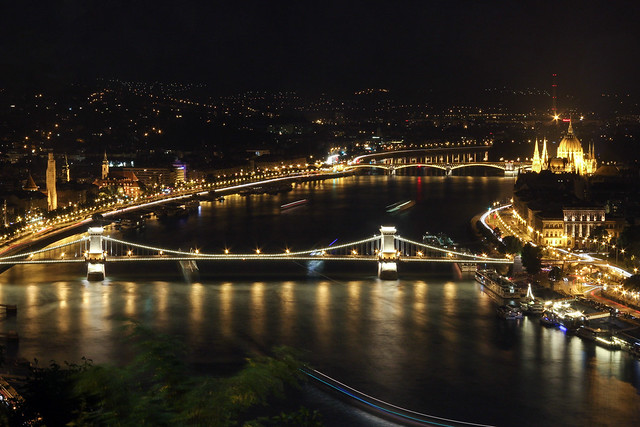 Budapest - view from the citadel 2014.07.07. 15