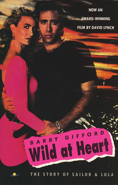Vintage Books - Barry Gifford - Wild at Heart