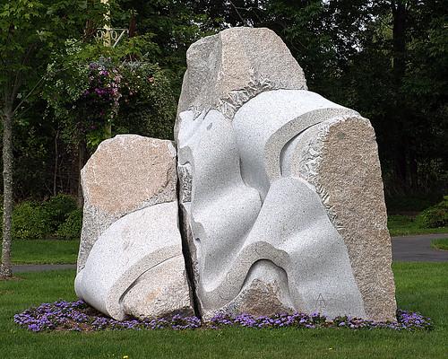 sculpture canada nb explore international symposium 2012 1000views ©allrightsreserved nbphoto quispamsis frombulgaria artsandculturepark sculptedbyagnessapetrova