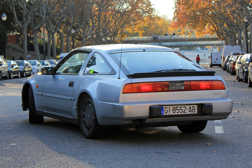 1988 Nissan 300ZX [Z31] 2+2 Turbo   coopey   Flickr