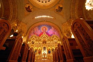 St. Sophia Greek Orthodox Cathedral, Gus Kalionzes 1952