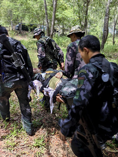 Counternarcotics Training in the Philippines
