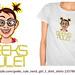 Geeks Rule! Nerd Girl T-Shirt