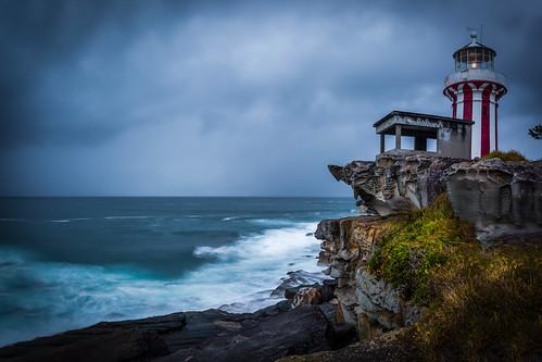 lighthouse australia newsouthwales watsonsbay canon5dmkiii