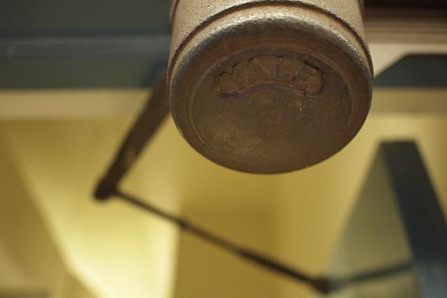 Yale Compact 90 door closer