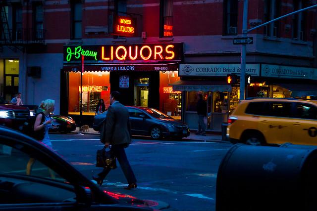 NYC Liquors