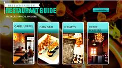 Restaurant Guide - Online Menu Created by Felipe M.