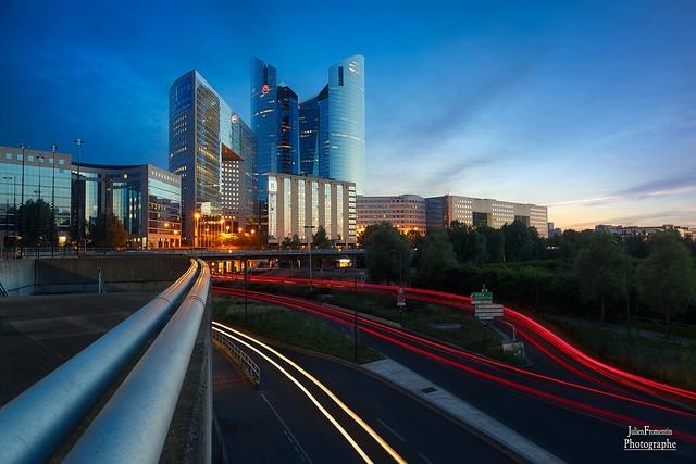La Défense, The Business District of Paris