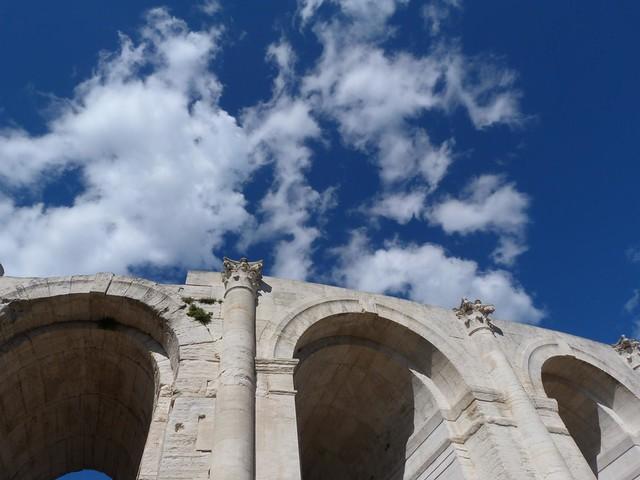 Anfiteatro de Arlés (Provenza, Francia)