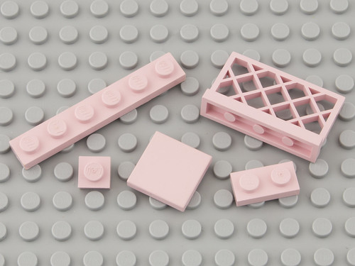 17 Rose / Paradisa Pink | by Brick Colorstream