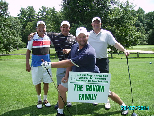 2014 Dick Clegg - Howie Stein Golf Tournament 003 | by bostonparkleague1929