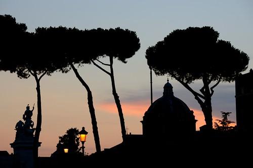 Piazza Venezia - Back to amazing Rome...