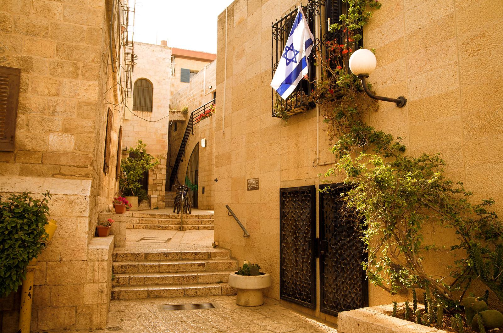 Jerusalem_Old City_Jewish Quater_6_Noam Chen_IMOT