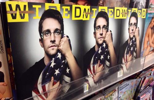Edward Snowden Wired Magazine