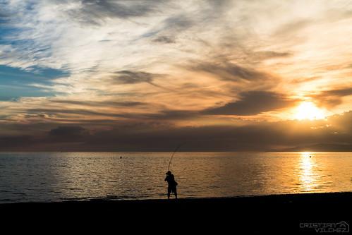 españa canon atardecer mar andalucía spain playa andalucia tamron almeria almería elejido balerma 1750mm 1100d