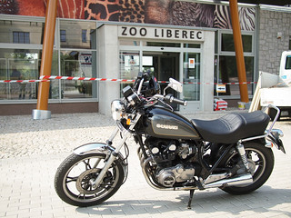 Suzuki GS 650 GL | Dominik Dąbrowski | Flickr
