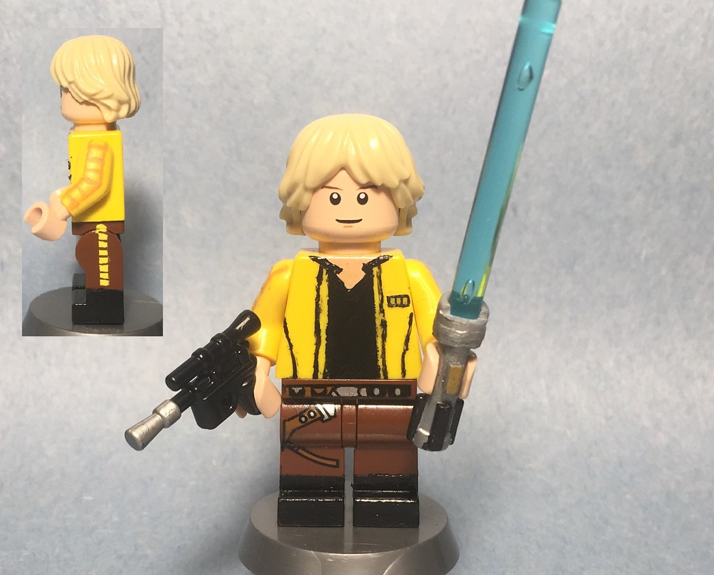 Celebration Minifigure LEGO Star Wars Luke Skywalker