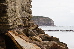 Narrabeen Head, Turimetta Head in the distance