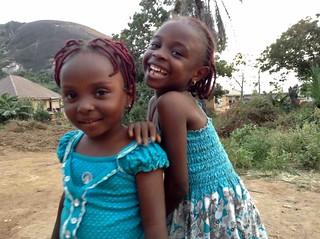 Igala Children, Ushafa Village, FCT, Abuja, Nigeria. #JujuFilms   by Jujufilms