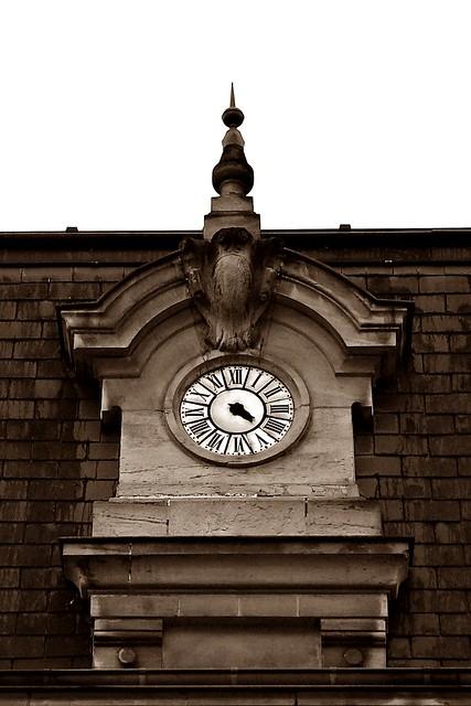 4 - Bayeux, Rue de Saint-Malo, Le temps s'est arrêté