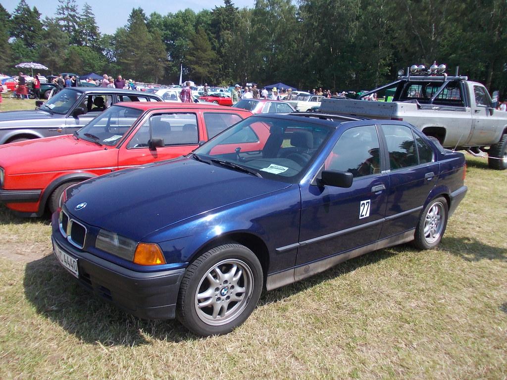Bmw E36 Tc4 Cabriolet Baur 1993 Traventhal 2014 111 O Flickr